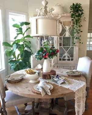 39 best farmhouse dining room makeover decor ideas