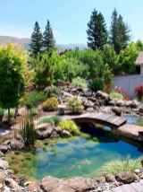42 awesome backyard ponds and water garden landscaping ideas