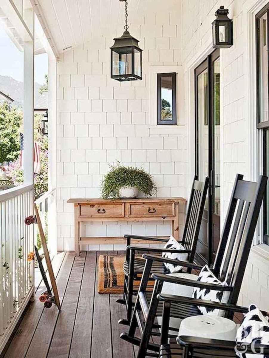 42 modern farmhouse front porch decorating ideas