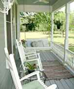 45 modern farmhouse front porch decorating ideas