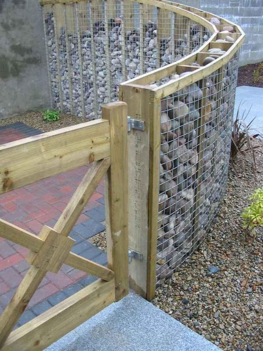 49 easy cheap backyard privacy fence design ideas