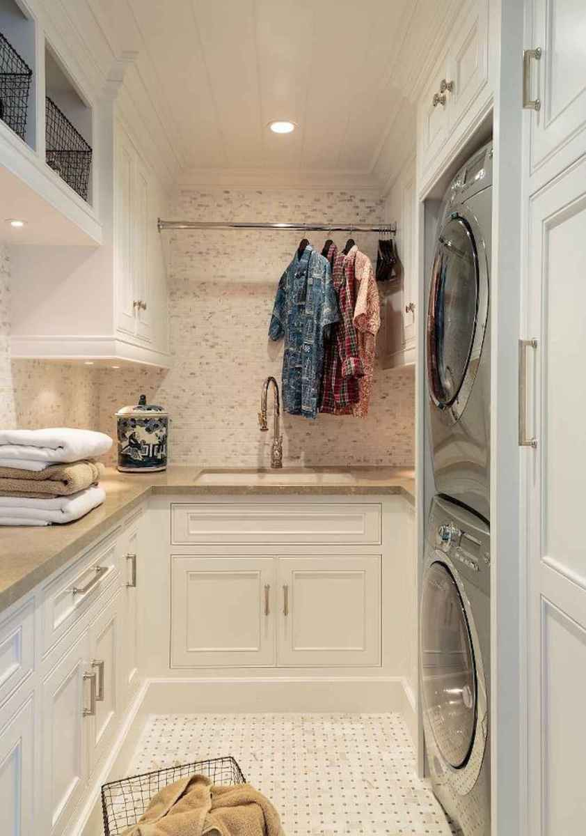50 functional small laundry room design ideas