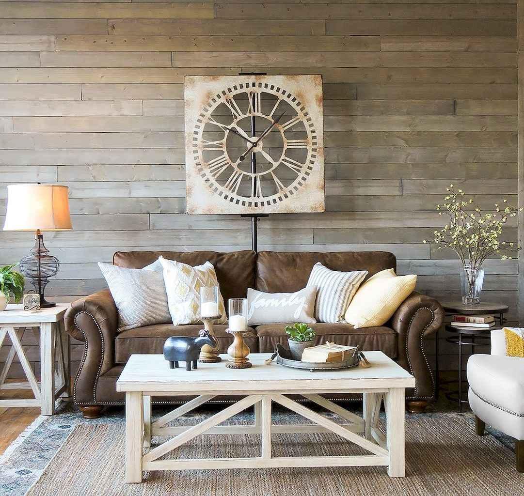 52 cozy modern farmhouse living room decor ideas