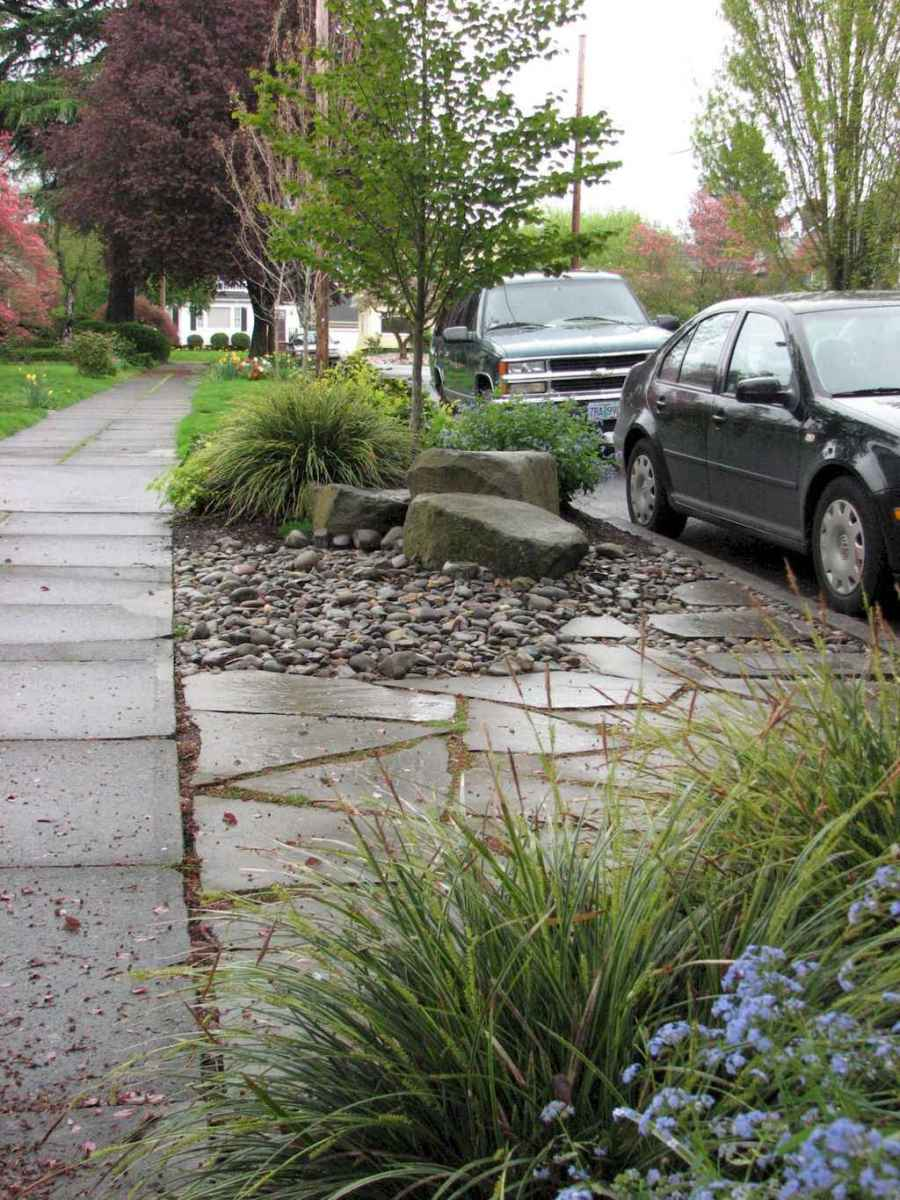 55 simple and beautiful front yard pathways landscaping ideas