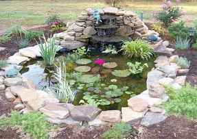 58 awesome backyard ponds and water garden landscaping ideas