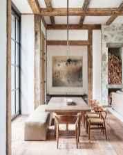 61 best farmhouse dining room makeover decor ideas