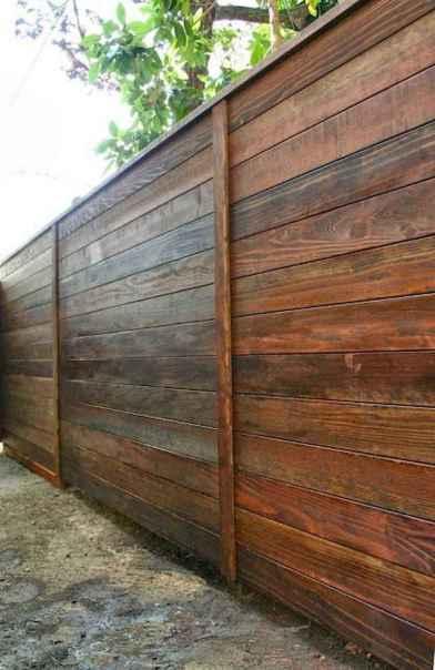 62 easy cheap backyard privacy fence design ideas