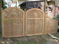 63 easy cheap backyard privacy fence design ideas
