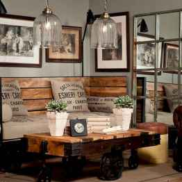 65 cozy modern farmhouse living room decor ideas