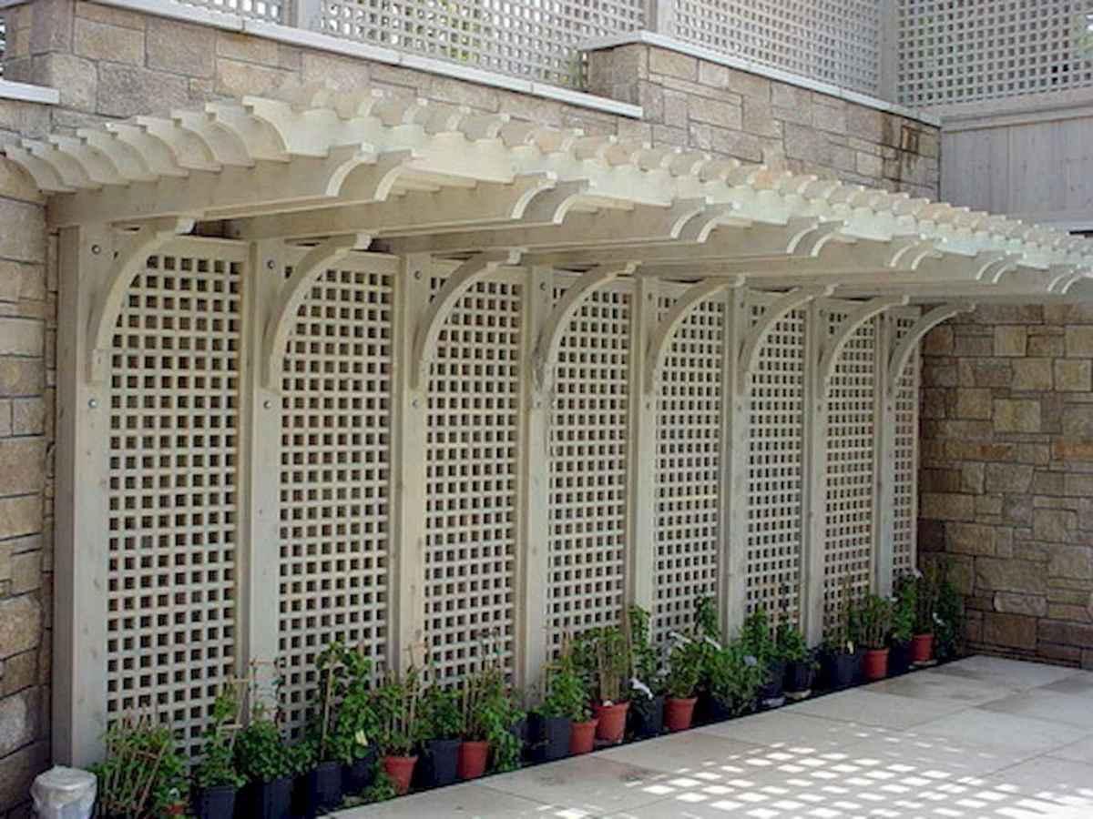 65 easy cheap backyard privacy fence design ideas