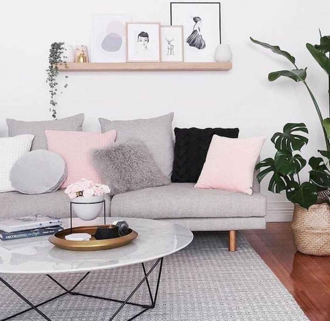 69 cozy modern farmhouse living room decor ideas