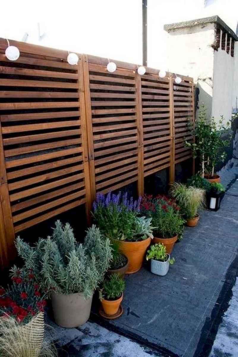 72 easy cheap backyard privacy fence design ideas