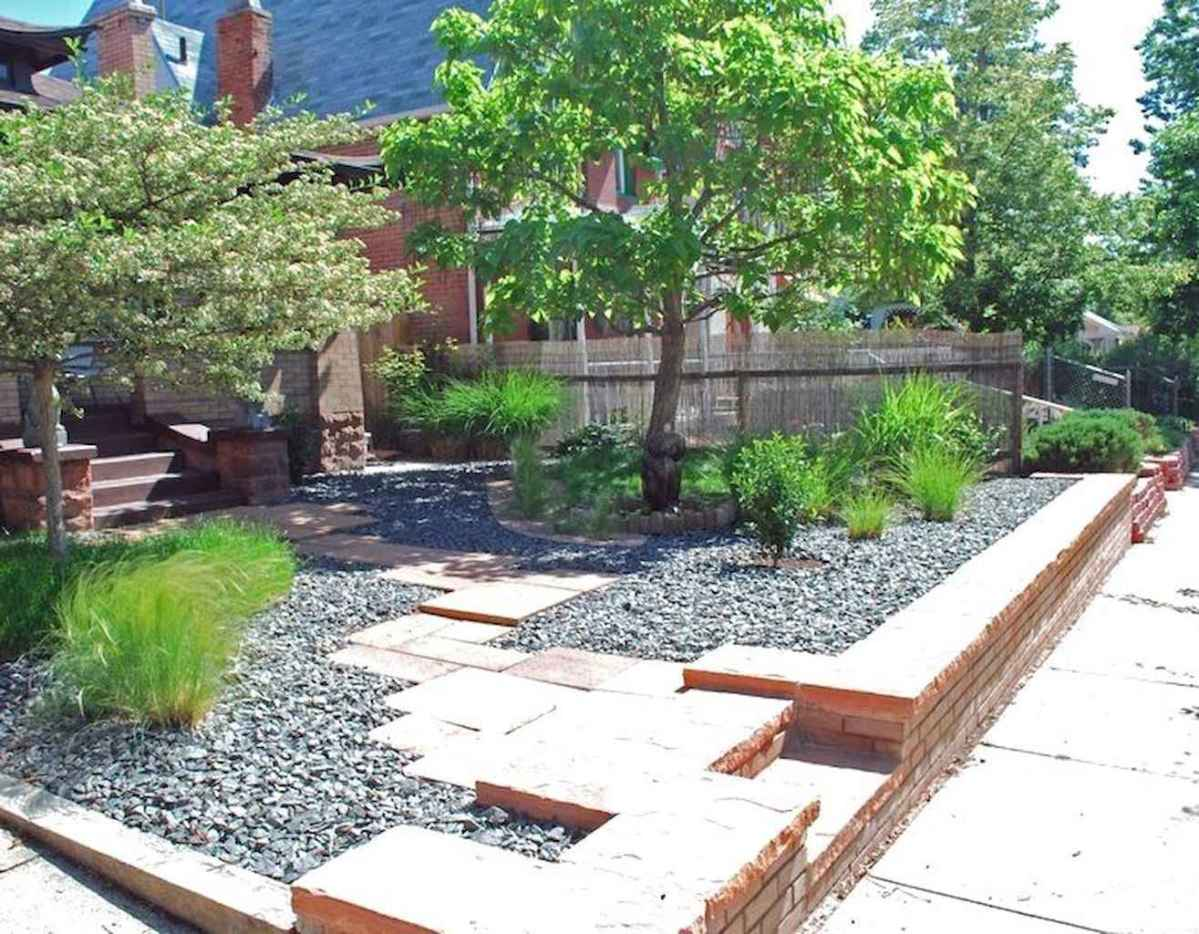 75 low maintenance small front yard landscaping ideas