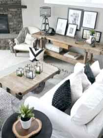 76 cozy modern farmhouse living room decor ideas