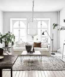 78 cozy modern farmhouse living room decor ideas