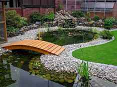 79 awesome backyard ponds and water garden landscaping ideas