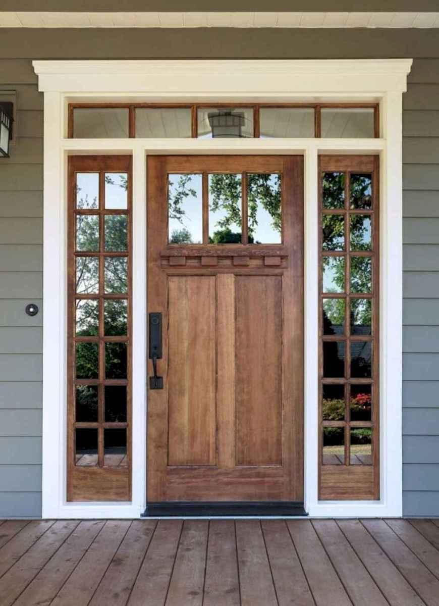 80 modern farmhouse front porch decorating ideas