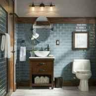 01 cool farmhouse bathroom remodel decor ideas