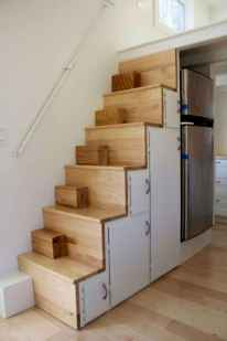 06 amazing loft stair for tiny house ideas