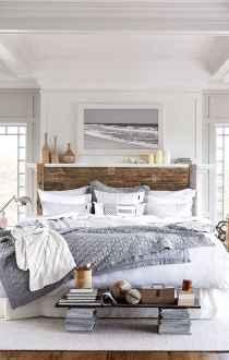 06 gorgeous farmhouse master bedroom ideas
