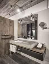 08 cool farmhouse bathroom remodel decor ideas