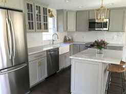 11 awesome gray kitchen cabinet design ideas