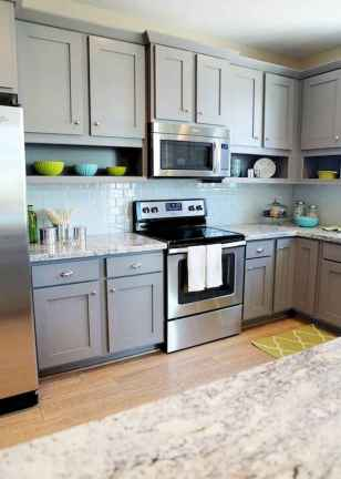 12 awesome gray kitchen cabinet design ideas