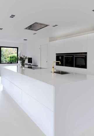 12 beautiful white kitchen cabinet design ideas
