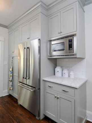 13 awesome gray kitchen cabinet design ideas