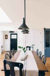 24 modern farmhouse dining room decor ideas