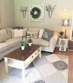 26 best modern farmhouse living room decor ideas