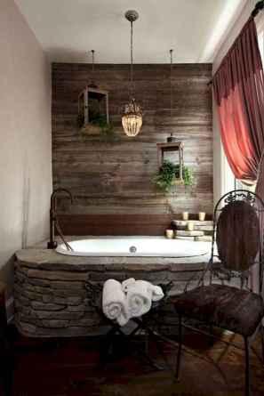 26 cool farmhouse bathroom remodel decor ideas