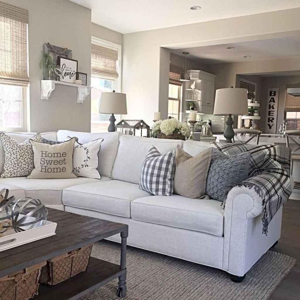 28 Cozy Farmhouse Living Room Decor Ideas Homespecially