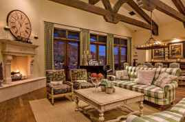 31 fancy french country living room decor ideas