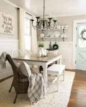 31 modern farmhouse dining room decor ideas