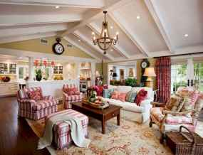 32 fancy french country living room decor ideas