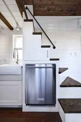 35 amazing loft stair for tiny house ideas