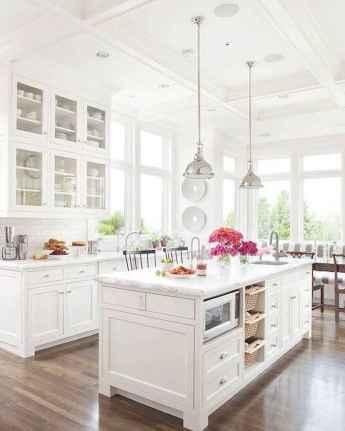 35 beautiful white kitchen cabinet design ideas