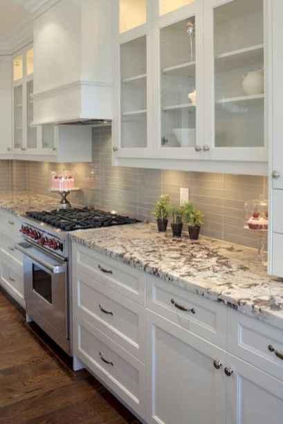 36 beautiful white kitchen cabinet design ideas