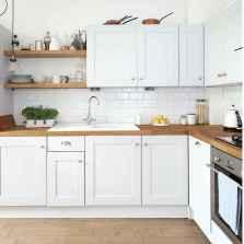 38 beautiful white kitchen cabinet design ideas