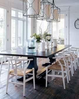 39 modern farmhouse dining room decor ideas