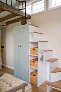 43 amazing loft stair for tiny house ideas