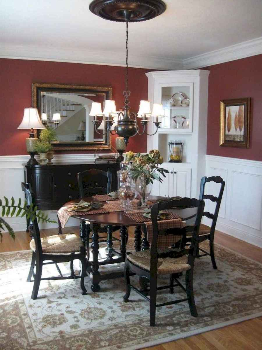 47 beautiful french country dining room decor ideas