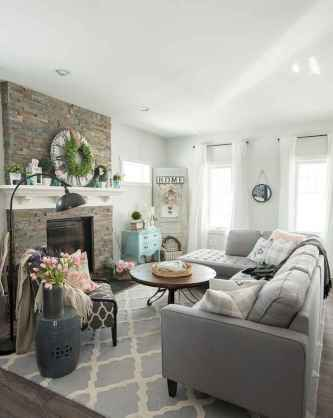 49 fancy french country living room decor ideas