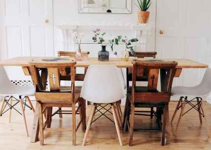 49 modern farmhouse dining room decor ideas