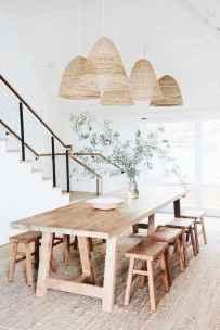 50 modern farmhouse dining room decor ideas