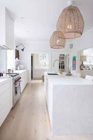 51 beautiful white kitchen cabinet design ideas