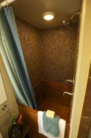 53 genius tiny house bathroom shower design ideas