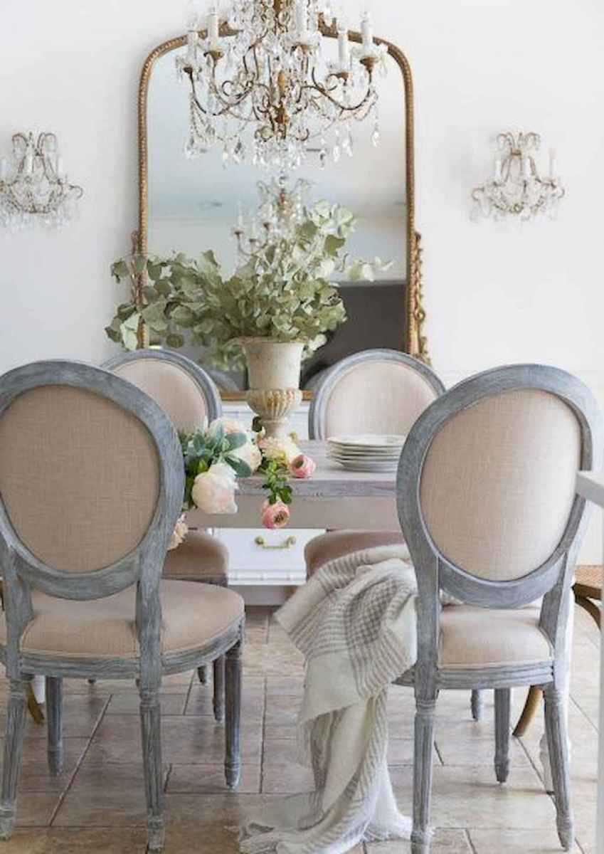 54 beautiful french country dining room decor ideas
