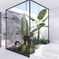 55 cool farmhouse bathroom remodel decor ideas